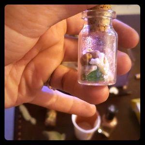 Custom fairytale jars